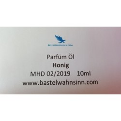 Parfüm Öl/ÄtherischesÖl Karamell