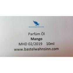 Parfüm Öl/ÄtherischesÖl Mango